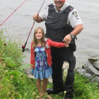 2014 Golf & Kids Cops Fishing 141